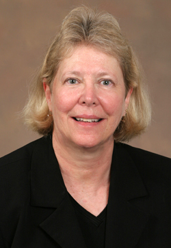 Kathleen Yancey, professor of English