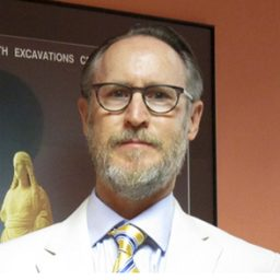 Christopher A. Pfaff, associate professor in the Department of Classics