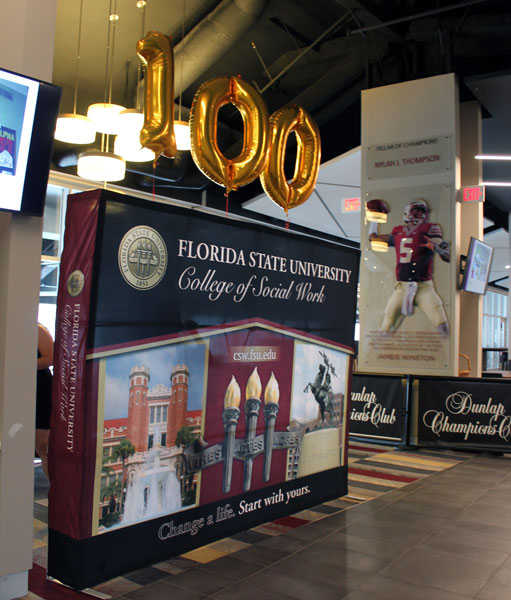 fsu college of social work celebrates 100 years of scholarship and
