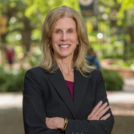 "Professor Pam Perrewé is the 2018-2019 Robert O. Lawton Distinguished Professor. ""Because of my love for Florida State, this is like the Nobel Prize to me."""