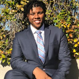 Demarco Lockhart is a junior from Fort Lauderdale majoring in information, communication and technology. (Photo: Tech Fellows)