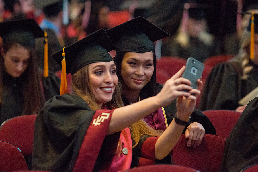 Photos: Spring 2018 Commencement - Florida State University News