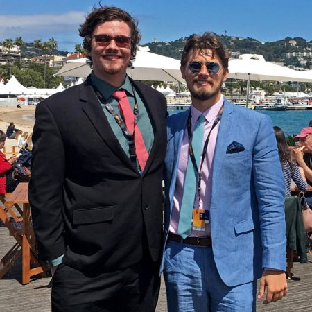 "FSU film students Nick Markart and Tyler Knutt were invited to the 2018 Cannes Film Festival in the south of France to screen ""Peacekeeper,"" a documentary produced for a film class. ""Cannes is one of the most prestigious film festivals in the world and to be part of that, to showcase yourself and meet other filmmakers is unreal."""