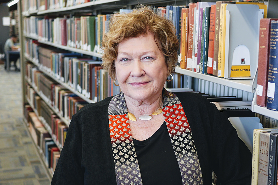 Julia Zimmerman will retire from Florida State in June after more than a decade of leading University Libraries to a new level of excellence.