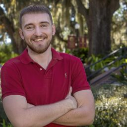 """During these four years I have grown into someone that I am proud to be,"" Boose said. ""For that, and for the incredible academic and personal support, I will be a Seminole until the day that I die."""