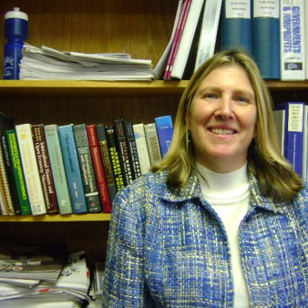 Julie Harrington, director of FSU's Center for Economic Forecasting and Analysis