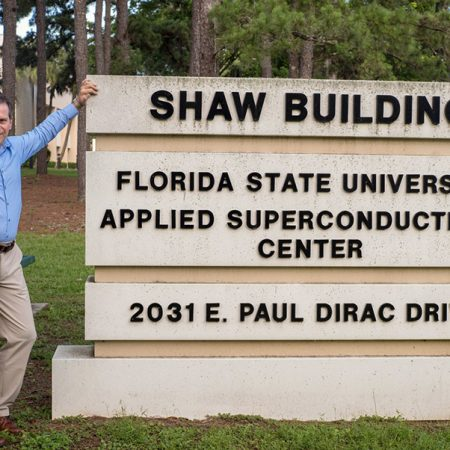 As the new director of of the MagLab's Applied Superconductivity Center, Lance Cooley hopes to broaden the applications of superconducting magnets. (Photo: FSU MagLab)