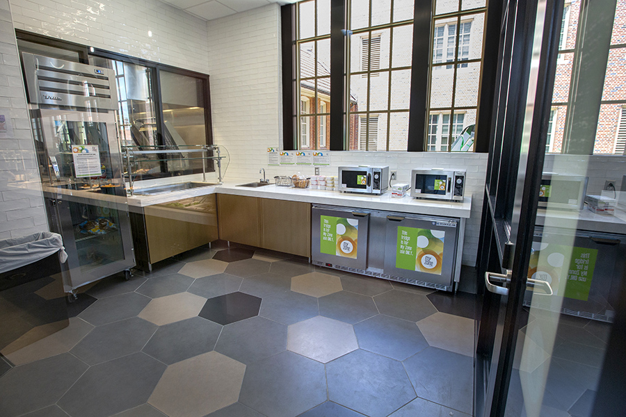 Suwannee Room renovation 2018. (FSU Photography Services)