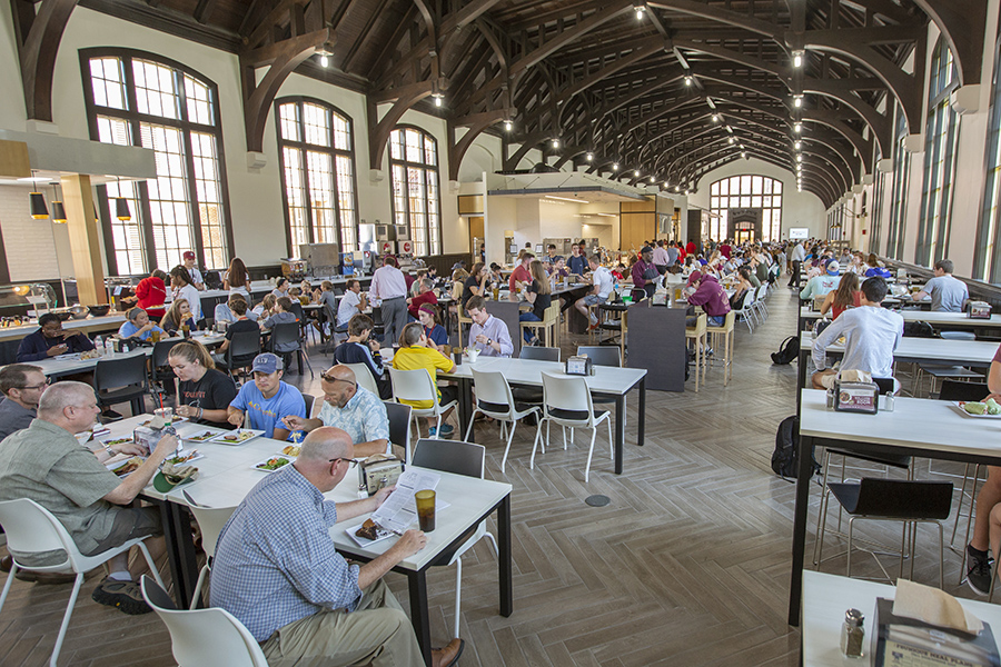 Seminole Dining Secures No 45 Spot In Recent Ranking Florida State University News