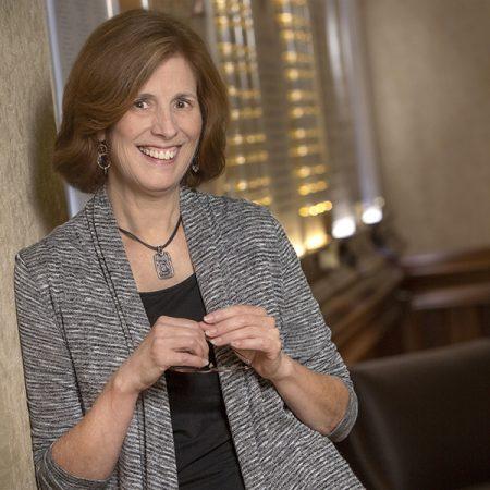 Denise Mercier, 2018 Max Carraway Employee of the Year