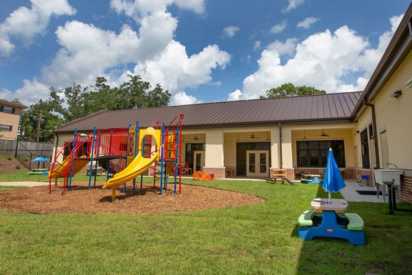 FSU Childcare and Early Learning Program Toddler Center (FSU Photo/Bruce Palmer).