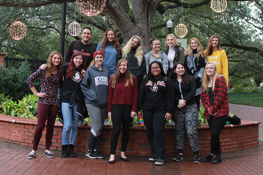 About 40 percent of FSU students are involved in programs such as Undergraduate Research, Freshman Interest Groups (FIG) and Living Learning Communities (LLCs). FSU is broadening those efforts.