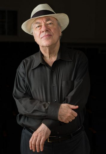 Internationally renowned pianist Richard Goode (Photo: Steve Riskind)