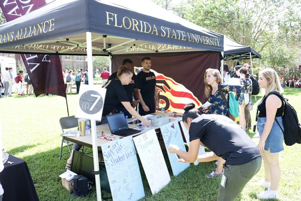 FSU hosts Fresh Check Day Friday, Sept. 28, on Landis Green.