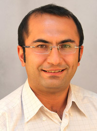 Eren Ozguven, assistant professor of civil and environmental engineering