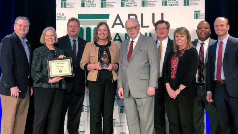 FSU wins top national award for international education
