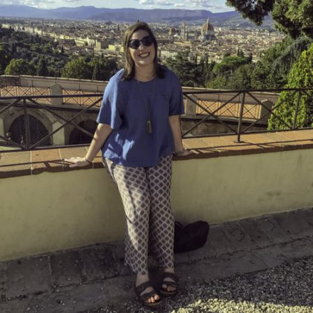 Rozsa Gomory — Florence, Italy