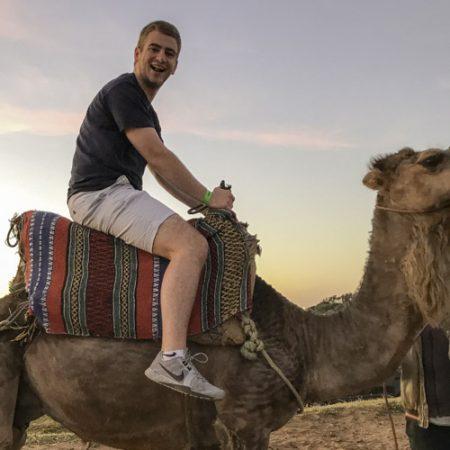 Scott Flint — Tangier, Morocco