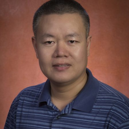 Weikuan Yu, professor in the Department of Computer Science