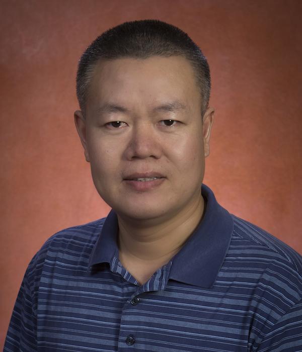 Weikuan Yu, professor in the Department of Computer Science