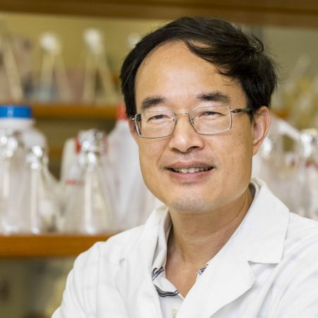 Zucai Suo, the Dorian and John Blackmon Chair in Translational Research