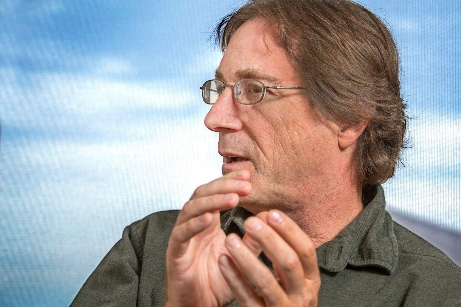 Dave Gilbert, the J. Herbert Taylor Distinguished Professor of Molecular Biology