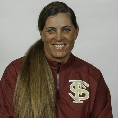 FSU Softball Coach Lonni Alameda