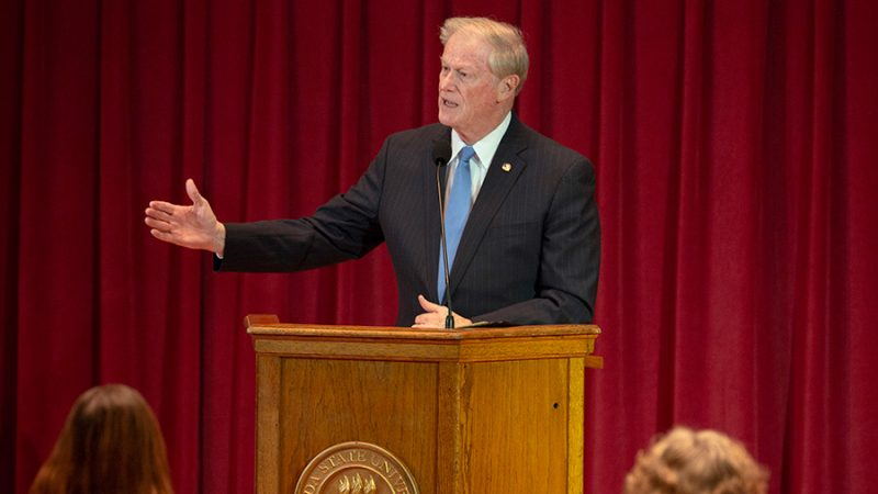 State of the University: FSU builds on rising reputation as it looks to future