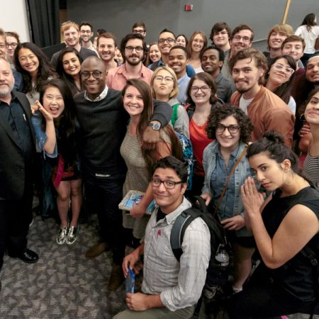 "In 2017, Barry Jenkins thrilled students and staff with his visit to Florida State after winning an Oscar for his film ""Moonlight."" Jenkins is nominated again for an Academy Award at the 91st Oscars this Sunday."