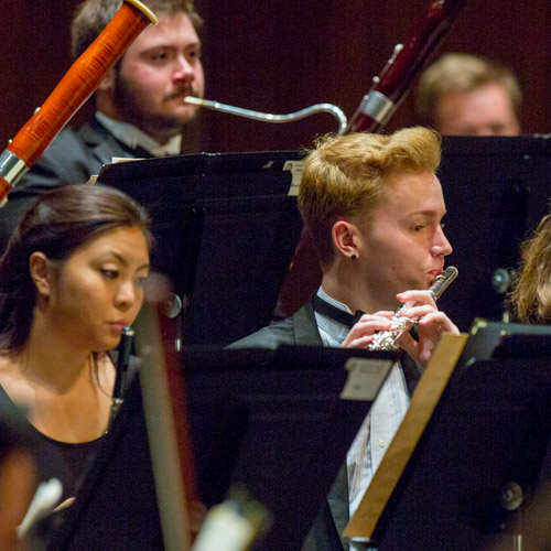 The University Philharmonia, comprised of undergraduate students, will perform at 7:30 p.m. Friday, Feb. 15. (FSU College of Music)
