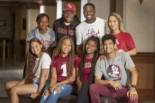 Florida State has eliminated disparities in graduation and retention rates among its diverse undergraduate population, which includes nearly a third who are Pell Grant recipients and first-generation college students.