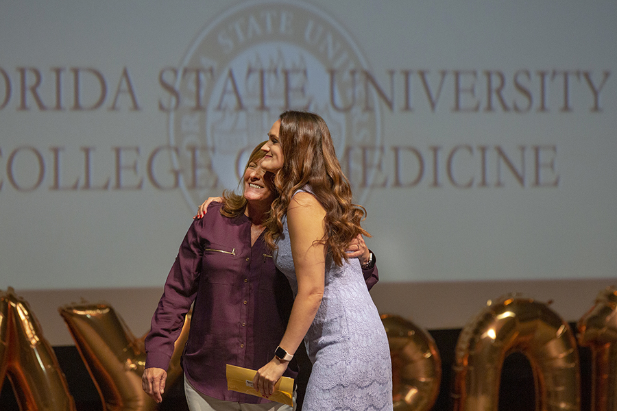 The Florida State University College of Medicine held its annual Match Day ceremony Friday, March 15, 2019. (FSU Photography Services)