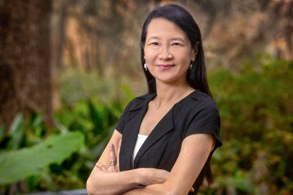 """Associate Professor Shuyuan Ho envisions lots of potential applications for her idea. """"This could have wide-ranging uses for online communities, social networks and online dating environments."""" (FSU Photography Services)"""