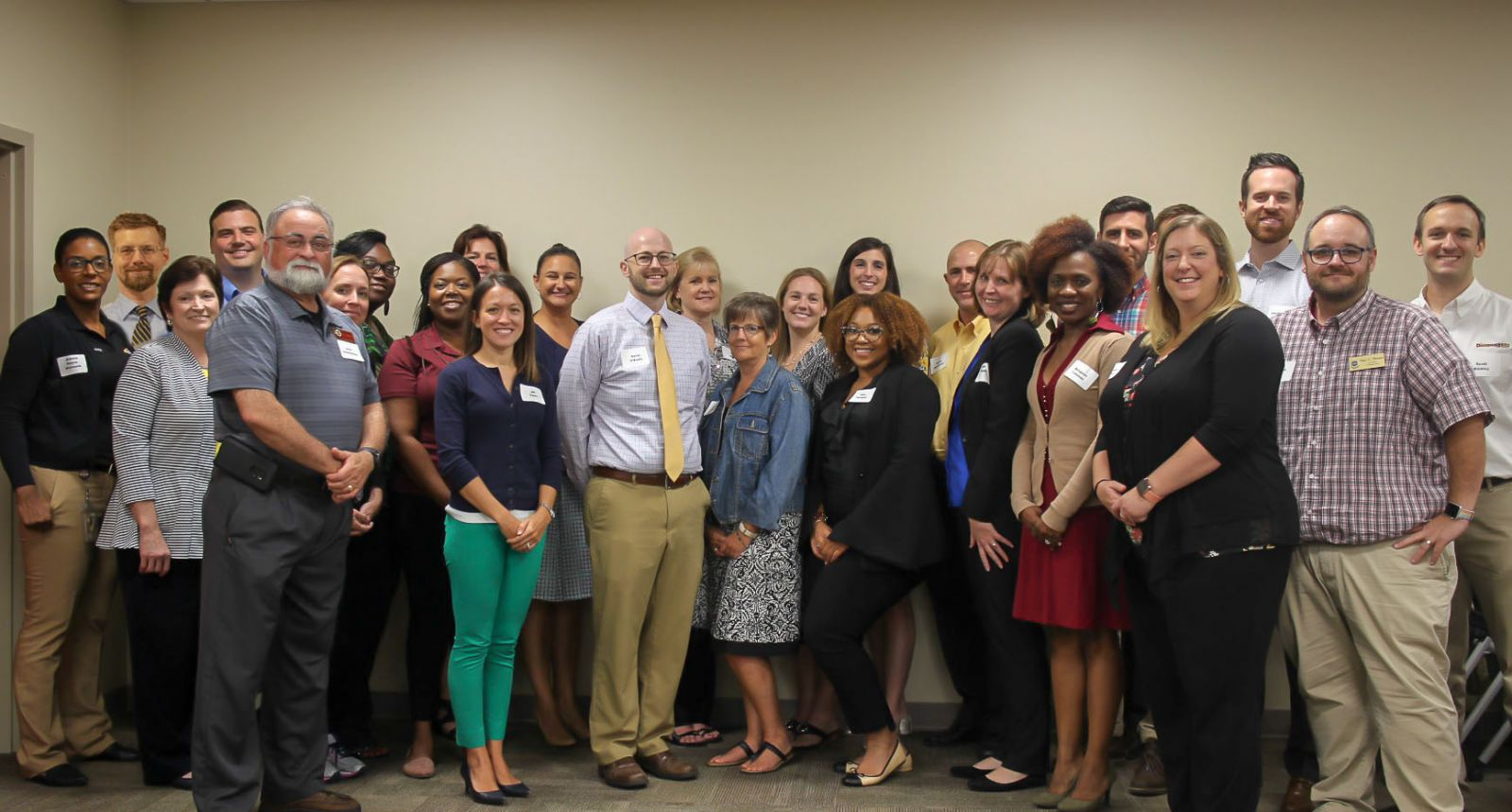 Members of the 2018-2019 ALDP cohort at Florida State University.