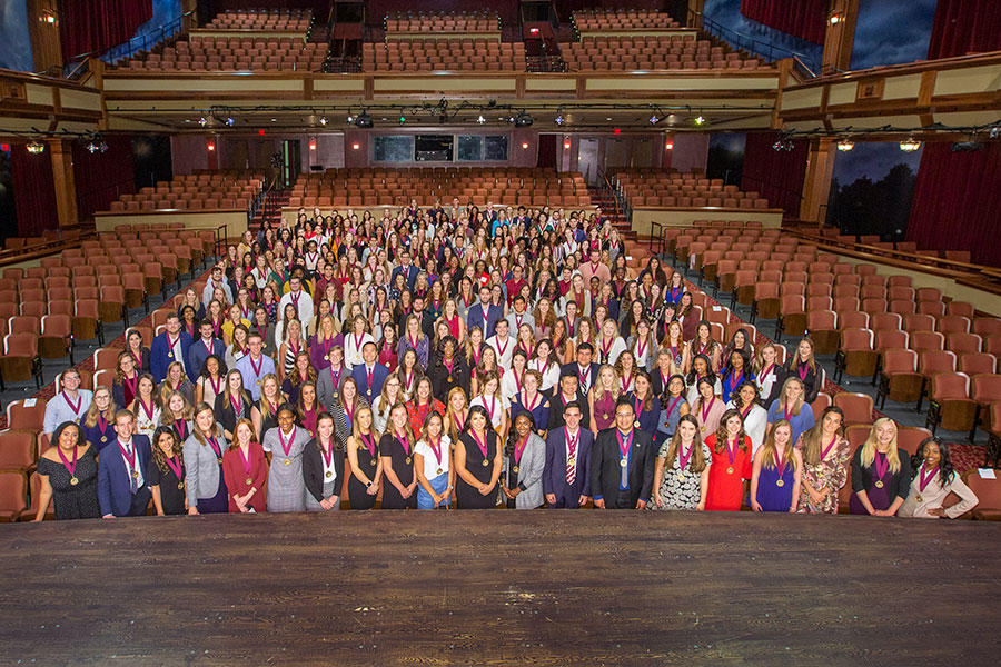 FSU's Garnet and Gold Scholar Society honors more than 300