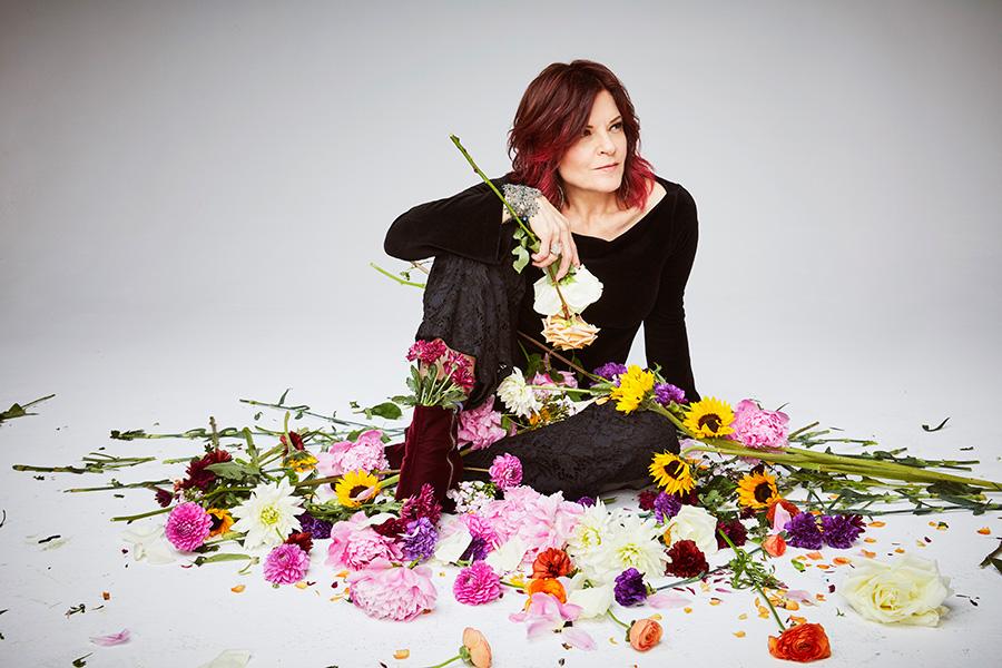 Four-time Grammy-award winner Rosanne Cash