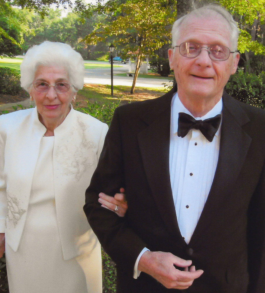 Retired FSU professors Charles and Persis Rockwood are donating $2.2 million to the College of Music to purchase a handmade pipe organ for Opperman Music Hall.
