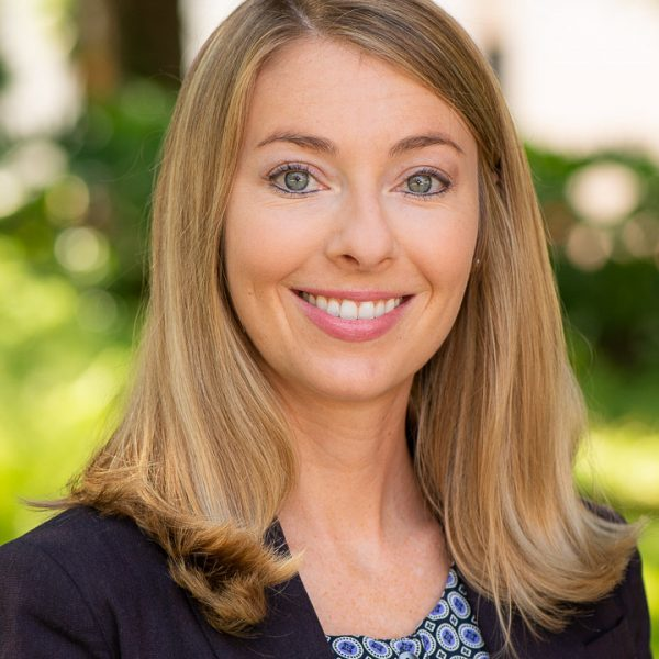 Assistant Professor Samantha Paustian-Underdahl.