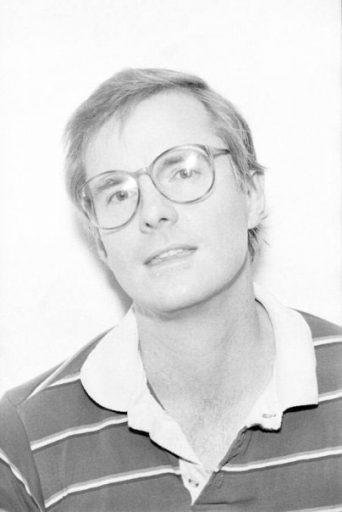 David Kirby when he first began teaching at FSU. (Barbara Hamby)