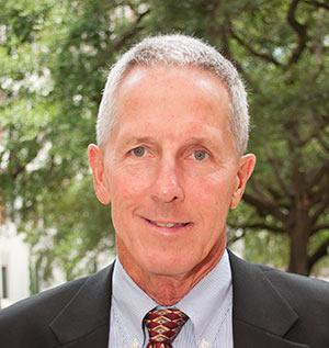 Timothy Kinney, associate lecturer in the College of Business.