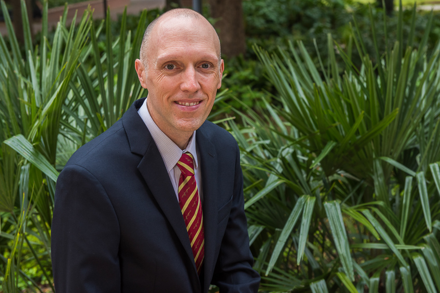 Chad H. Van Iddekinge is the Bank of America Professor of Management at FSU's College of Business.