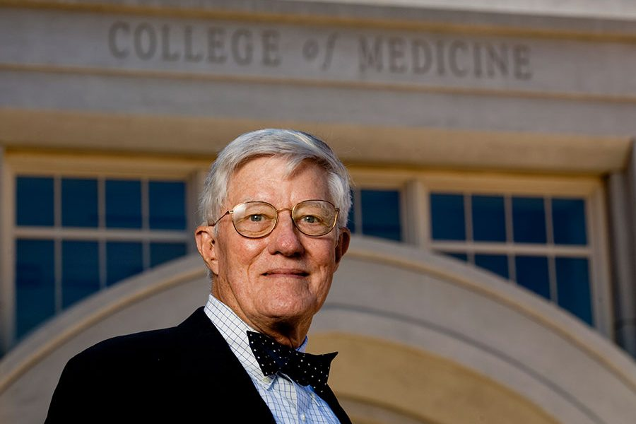 President Emeritus Talbot