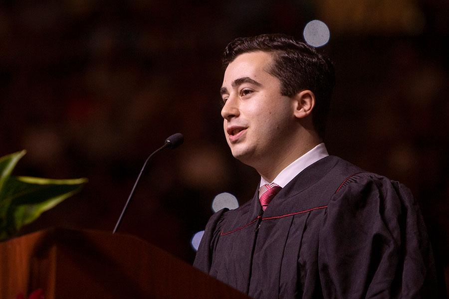 Evan Steinberg, FSU Student Body President