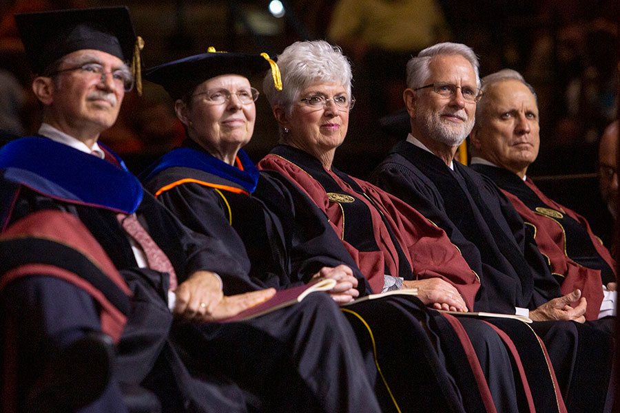Florida State University's 2019 spring commencement