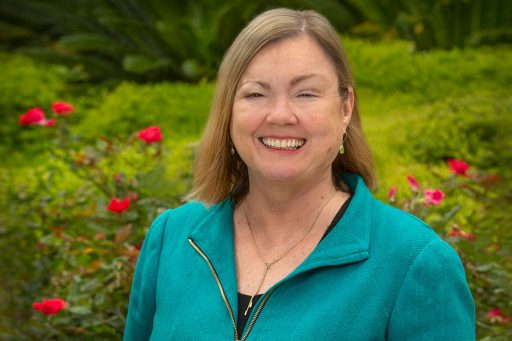 Florida State University Provost and Executive Vice President for Academic Affairs Sally McRorie
