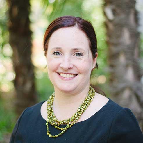 FSU Associate Professor Amanda Driscoll.
