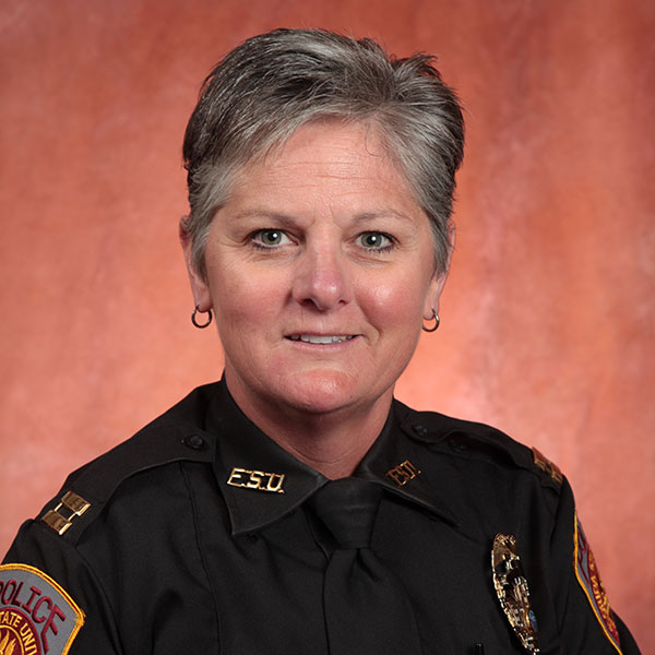 FSUPD Chief Terri Brown