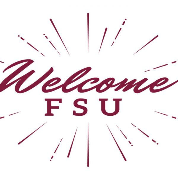 FSU will offer an array of campus activities from Thursday, Aug. 22, through Thursday, Aug. 29, for Welcome FSU week.