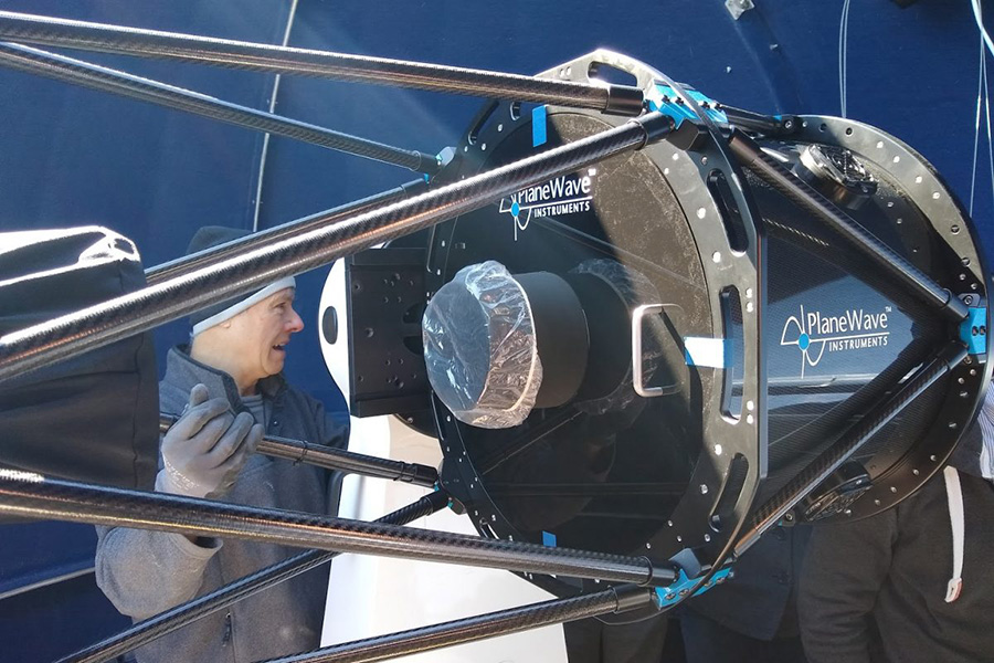 FSU observatory gives students a new perspective on astronomy