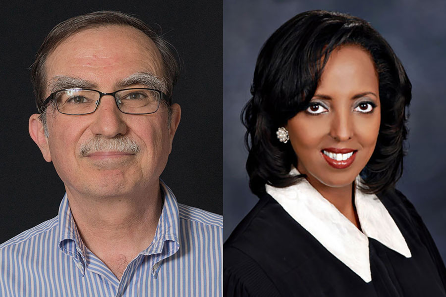 2019-2020 Robert O. Lawton Distinguished Professor Timothy Cross and the Honorable Nina Ashenafi-Richardson will be the featured speakers at FSU's 2019 Fall Commencement.